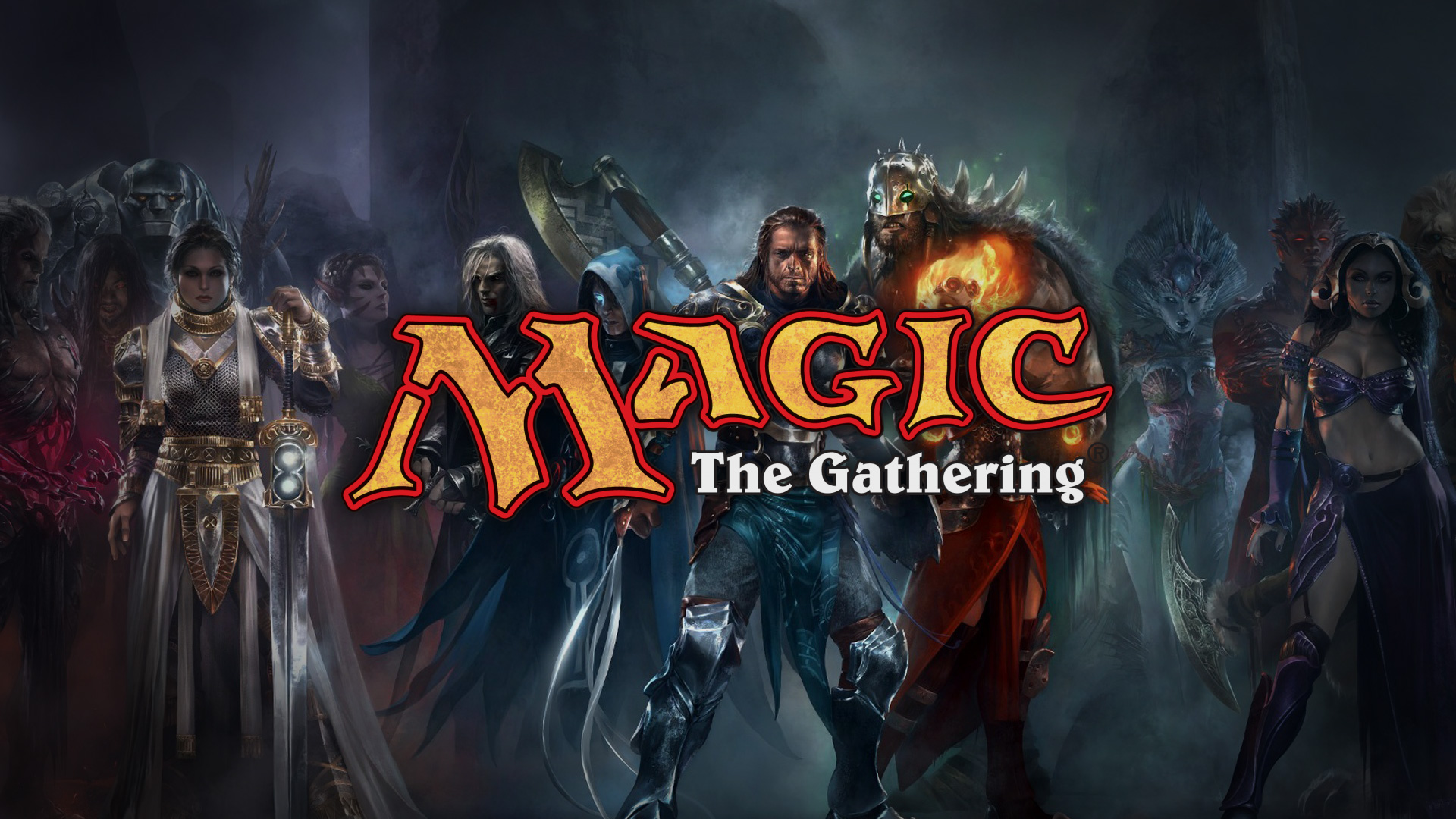 Magic the Gathering: Available at Digital World!