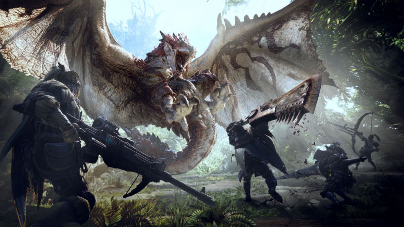 Monster Hunter World is it really too hard to run on PC?