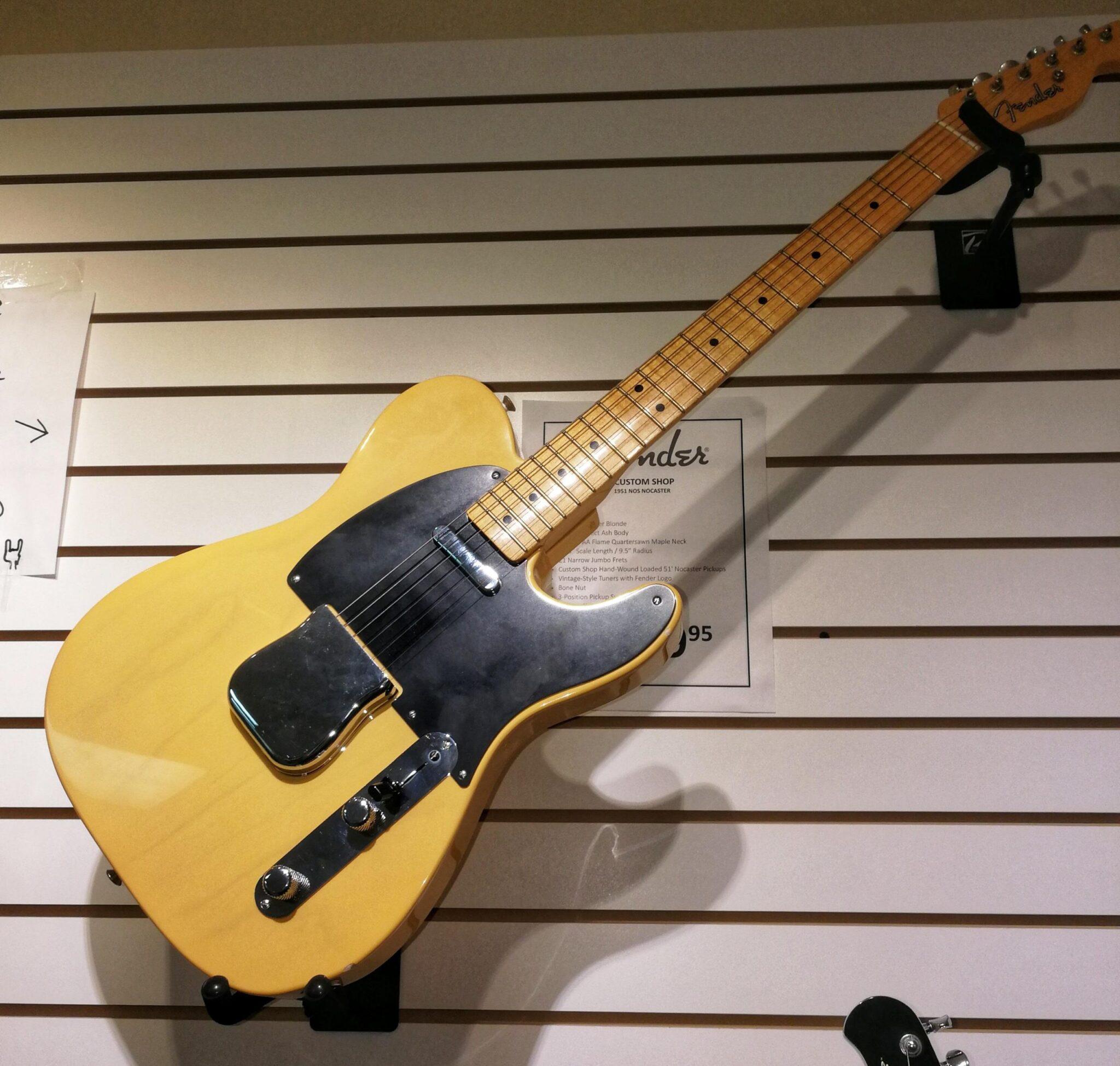 Guitar GOLDMINE at Evergreen!