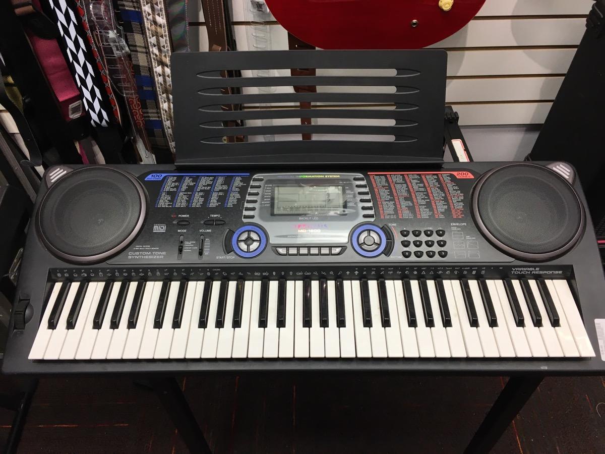 18 Nov 2019 – Optimus MD-1200 Keyboard – $79