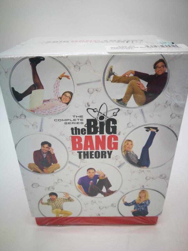 1 Dec 2019 – Big Bang Theory Complete Series Blu-ray – $49