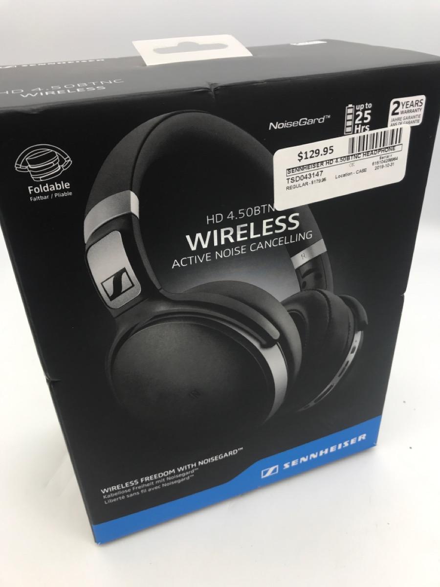 28 Dec 2019 – Sennheiser Bluetooth Headphones – $129