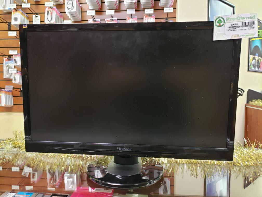 7 Dec 2019 – Viewsonic 22″ 1080P PC Monitor – $79