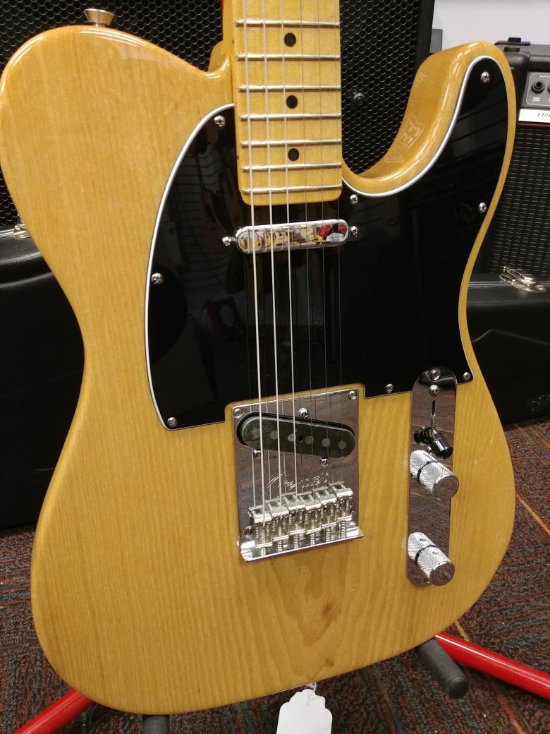 7 Jan 2020 – Fender Telecaster USA Made – $1199