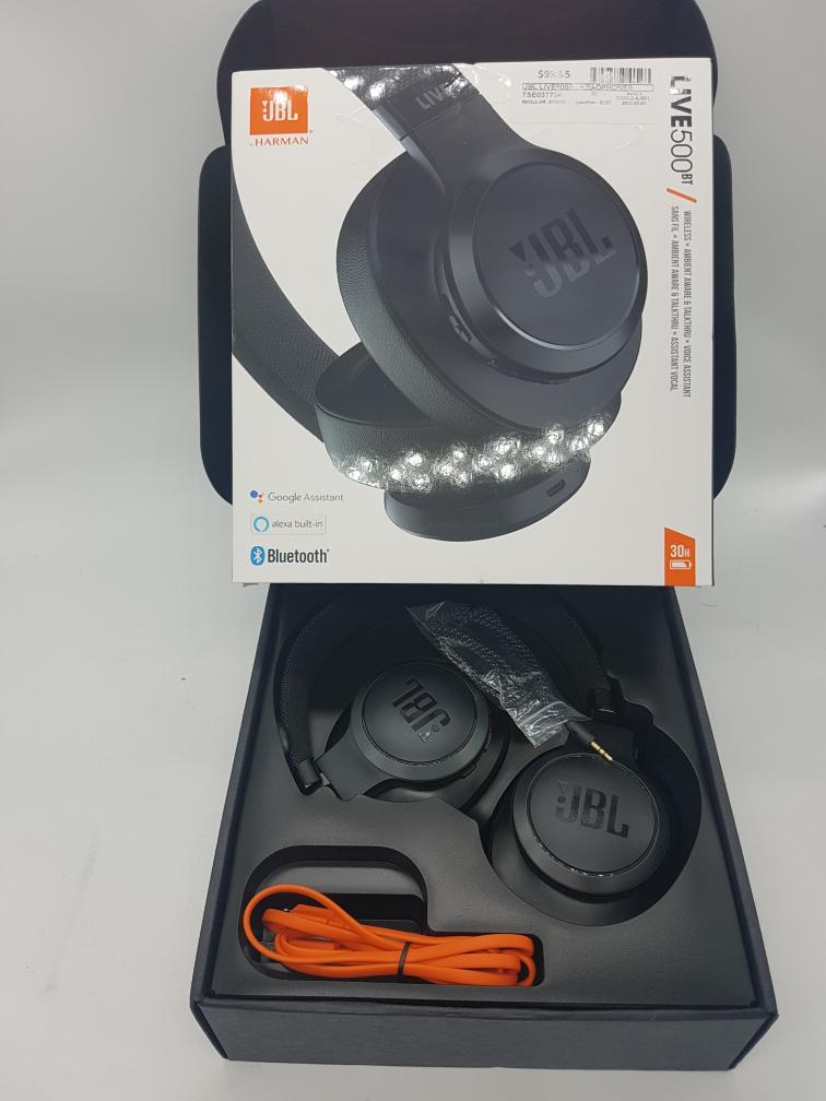 1 Feb 2020 – JBL Live500BT Bluetooth headphones – $99
