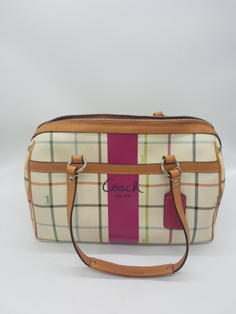 13 Feb 2020 – Coach Monogram Handbag – $35
