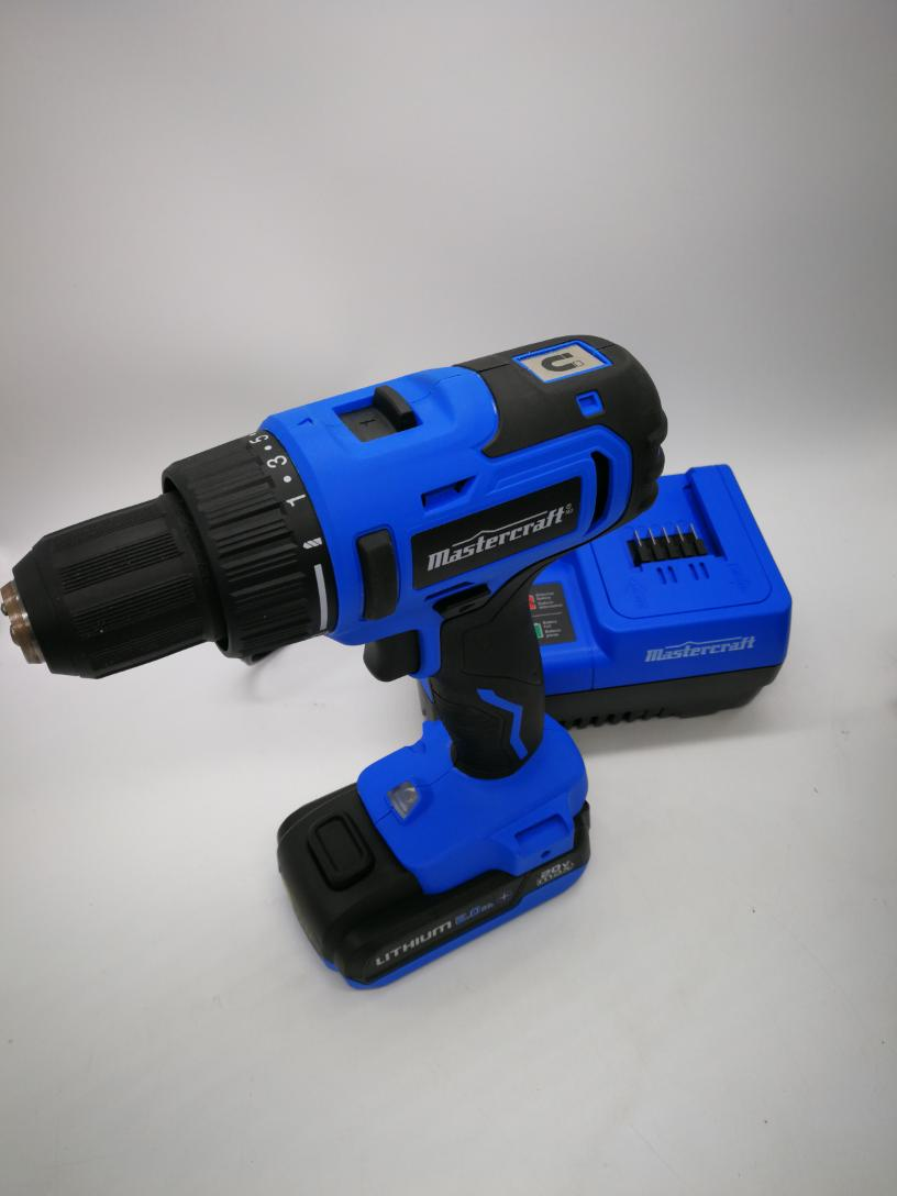 16 Feb 2020 – 20v Li-ion Drill w/charger – $49
