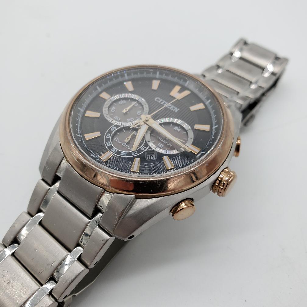 20 Feb 2020 – Citizen Titanium Watch – $99