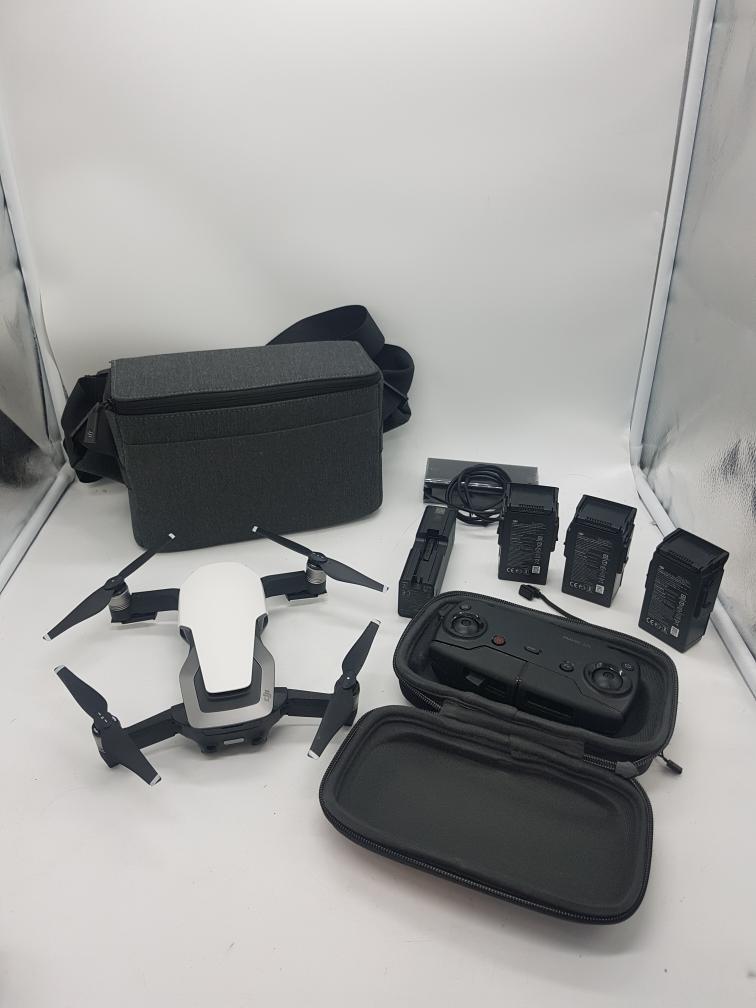 22 Feb 2020 – DJI Mavic Air Drone w/accessories – $650