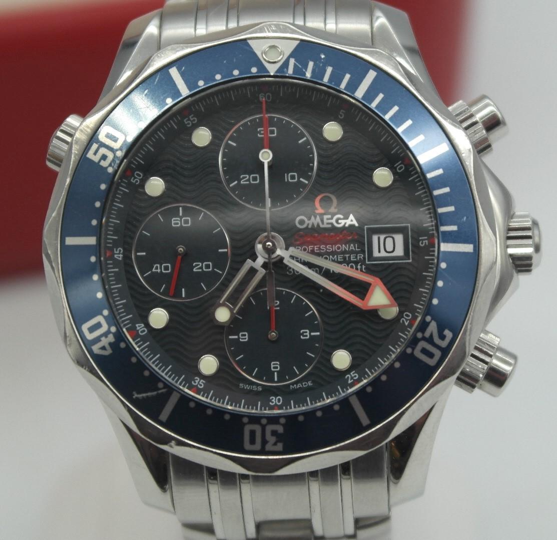 25 Feb 2020 – Omega Seamaster Professional – $3500