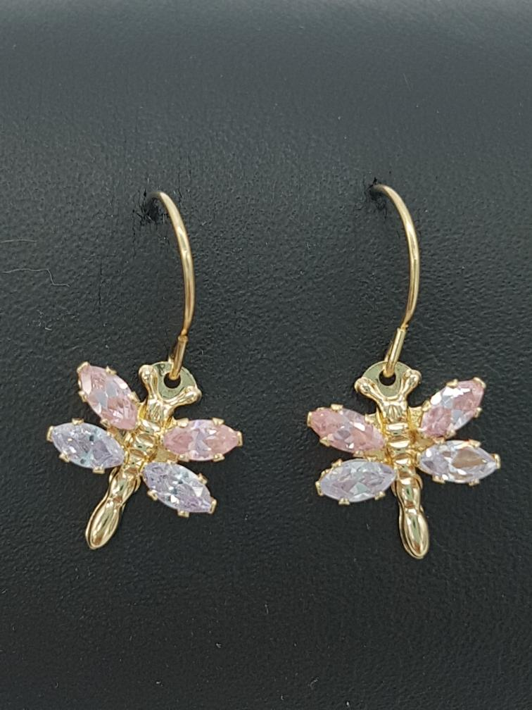 7 Feb 2020 – 14K Gold Earrings – $59