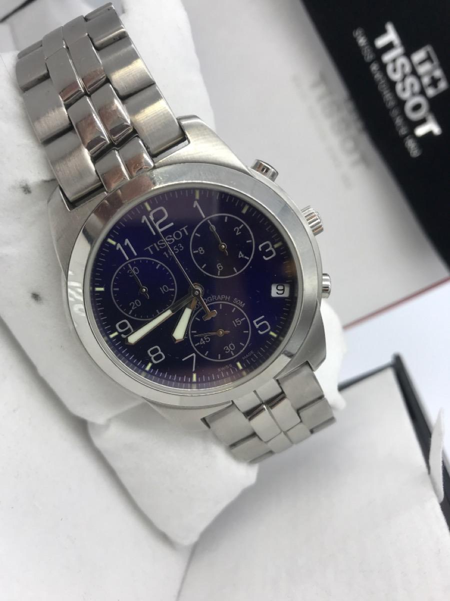 10 Mar 2020 – Tissot Men's Chronograph Watch – $149
