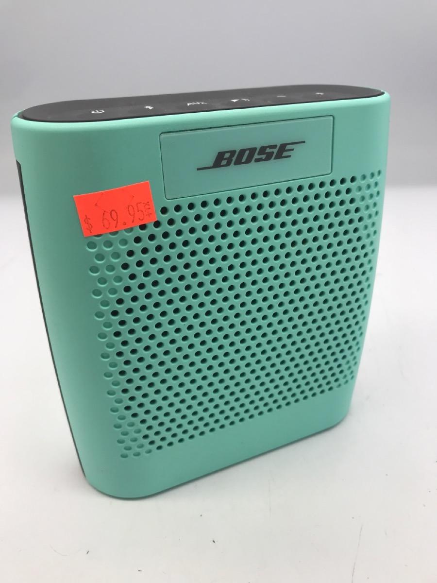 2 Mar 2020 – Bose Soundlink Bluetooth Speaker – $69