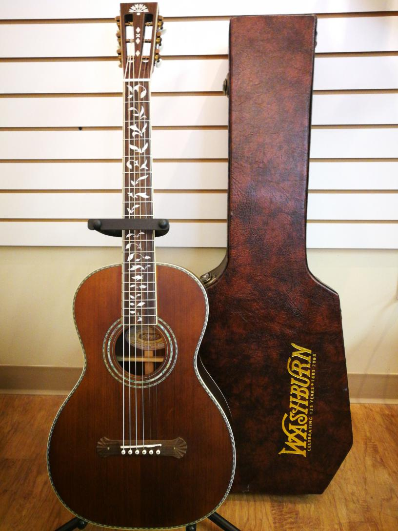 2 June 2020 – Washburn R320SWR Acoustic Guitar