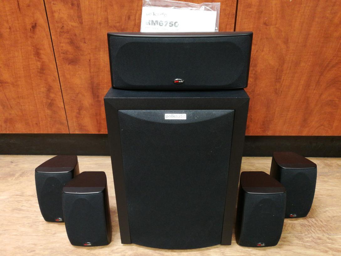 24 June 2020 – Polk Audio RM6750 5.1 Speaker Set – $189