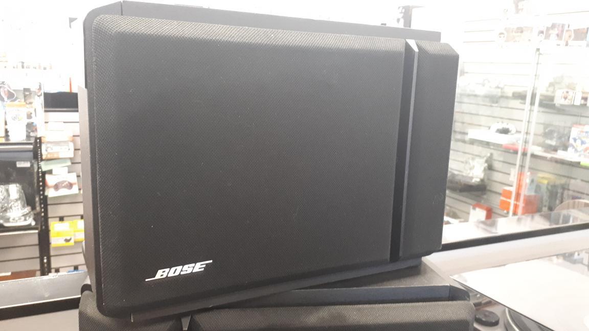 28 July 2020 – Bose 201 Series IV Speakers – $89
