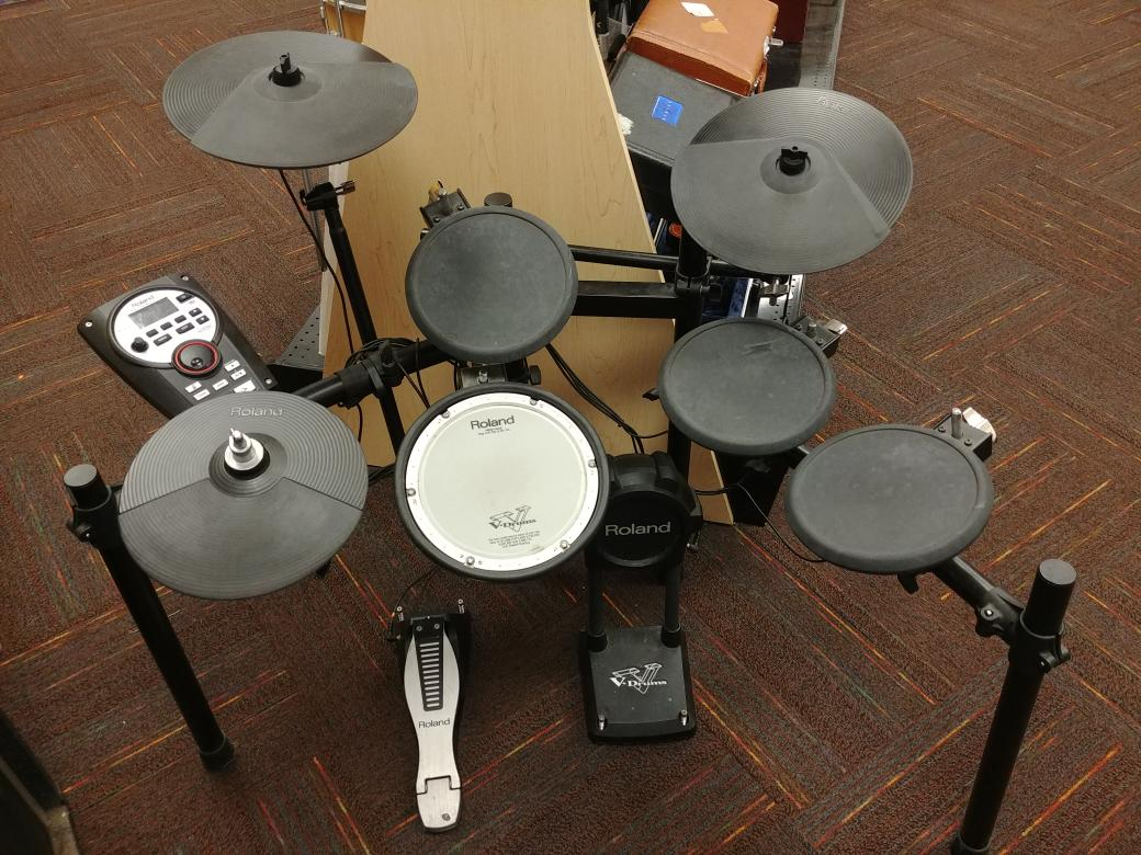 1 Aug 2020 – Roland TD-11K-S Electronic Drum Kit – $499
