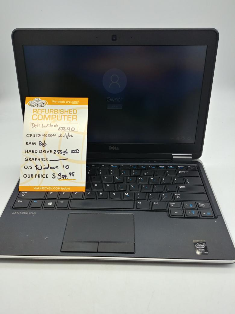 12 Aug 2020 – Dell Laptop I7/8GB/250SSD – $399 (qualifies for govt school subsidy)