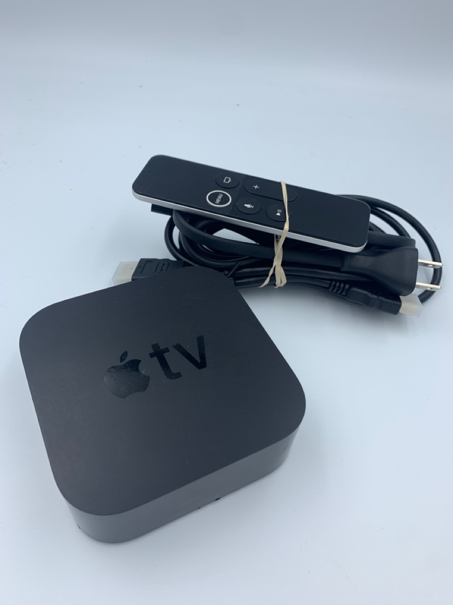 4 Aug 2020 – Apple TV 4K 32GB with Remote – $159