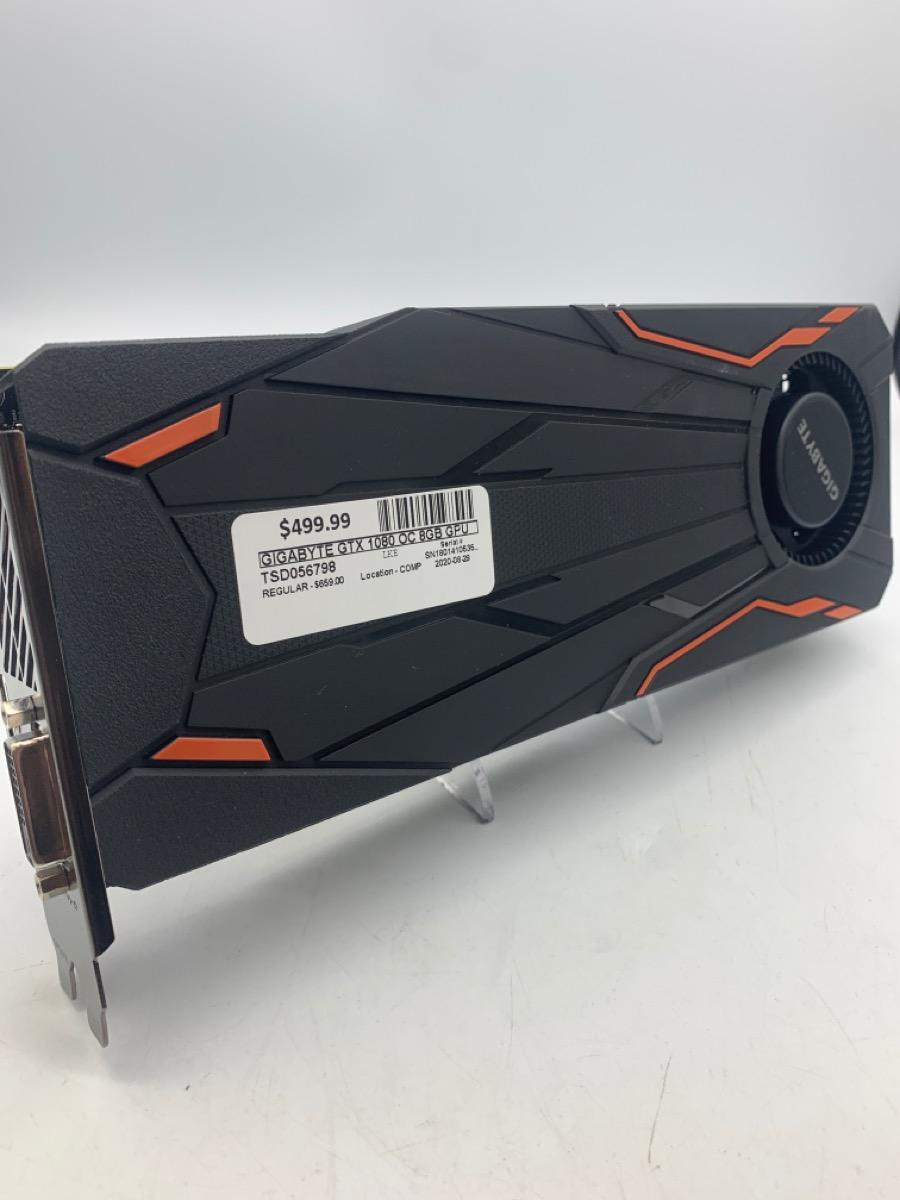 2 Sept 2020 – Gigabyte Nvidia GTX 1080 8GB Video Card – $499