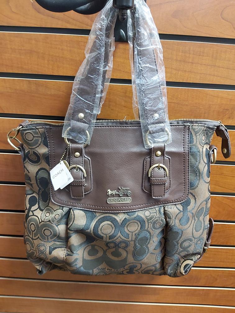 21 Sept 2020 – Coach Handbag – $59