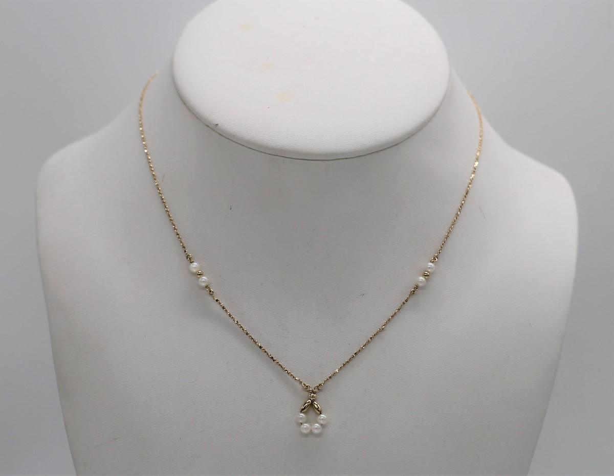 23 Oct 2020 – 16 inch 10K Gold Necklace – $149
