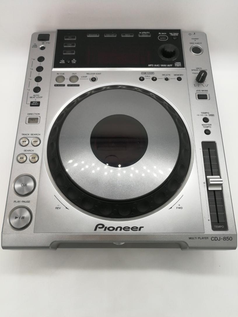 20 Nov 2020 – Pioneer DJ Multiplayer CDJ-850 – $450