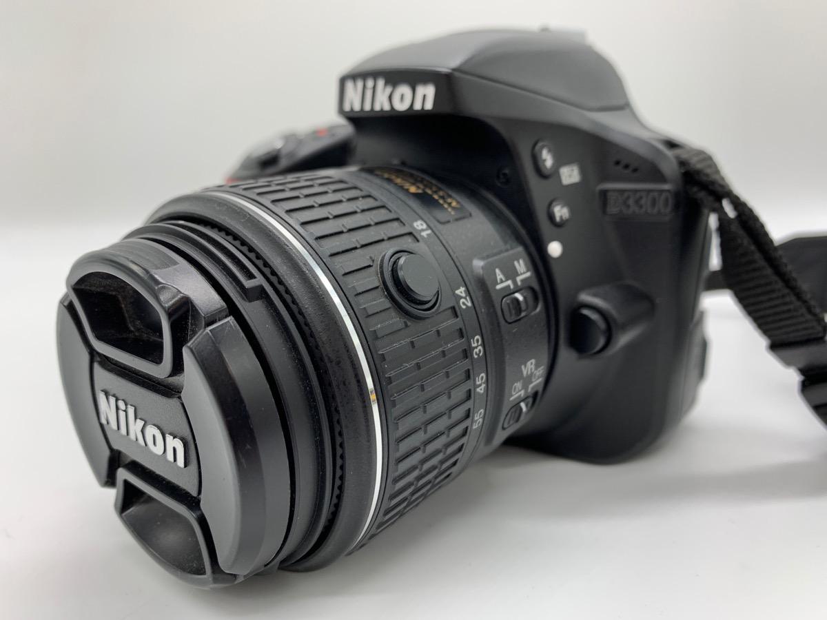 Mon Nov 30 – Nikon D3000 DSLR Camera Kit – $295