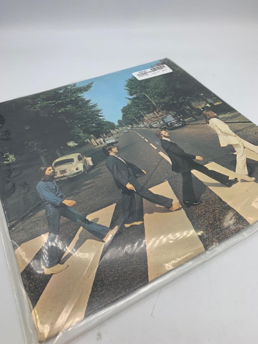 5 Nov 2020 – Vinyl LP The Beatles Abbey Road – $29