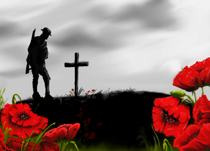 Closed November 11th in Honour of Remembrance Day