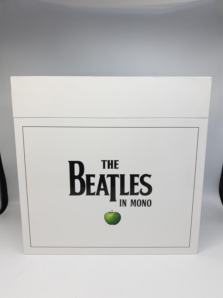 Sat Jan 16 – The Beatles in Mono Vinyl Box Set – $999