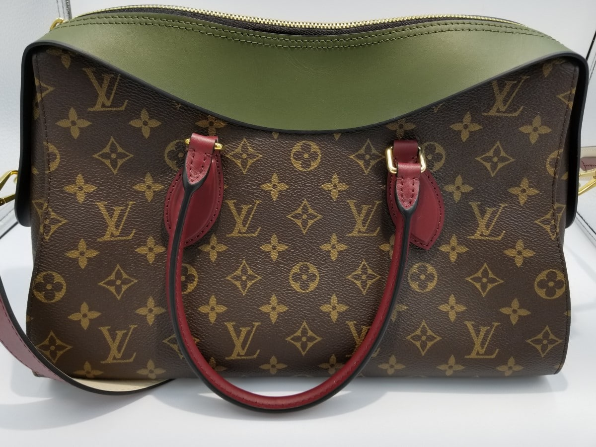 Wed Jan 27 – Louis Vuitton Tuileries Monogram Kaki Fango – $1999