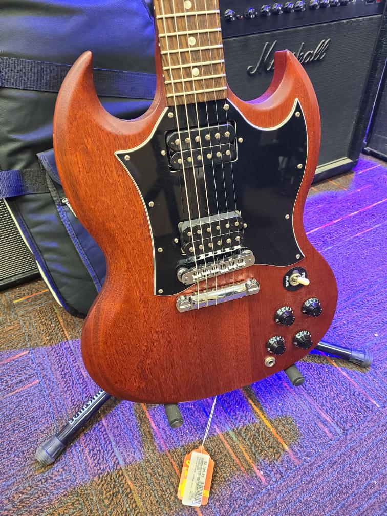 Sat Jan 30 – Gibson SG USA Made Electric Guitar – $1199