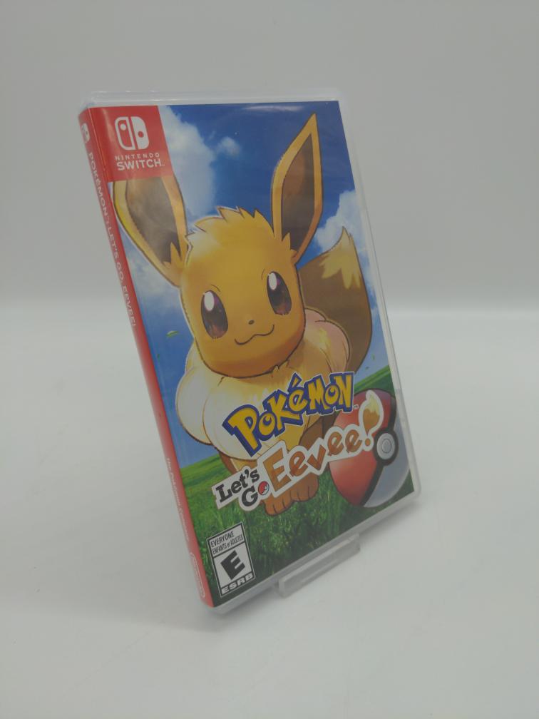 Tues Feb 2 – Nintendo Switch Game Pokemon Let's Go Eevee – $59