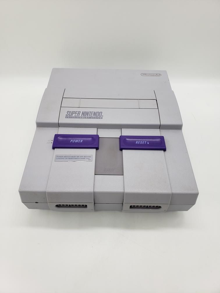 Sat Feb 27 – Original Super Nintendo System w/ 2 controllers – $119
