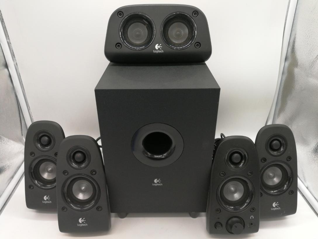 Mon Feb 8 – Logitech Z506 5.1 Computer Audio Surround System – $79
