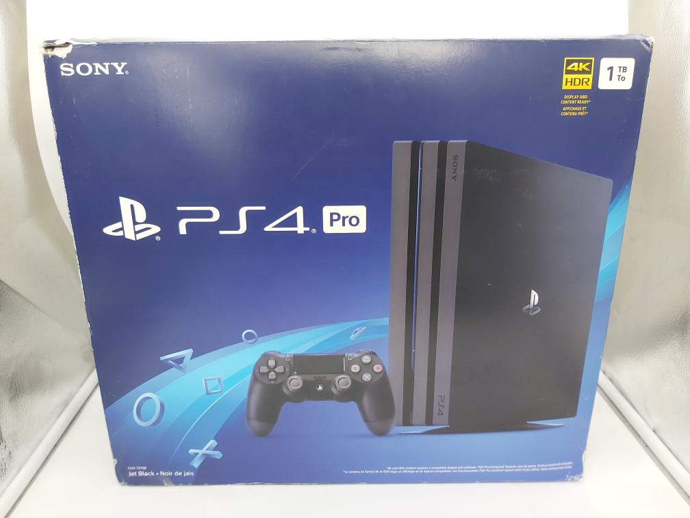 Mon Mar 29 – Sony Playstation 4 Pro Console – $399