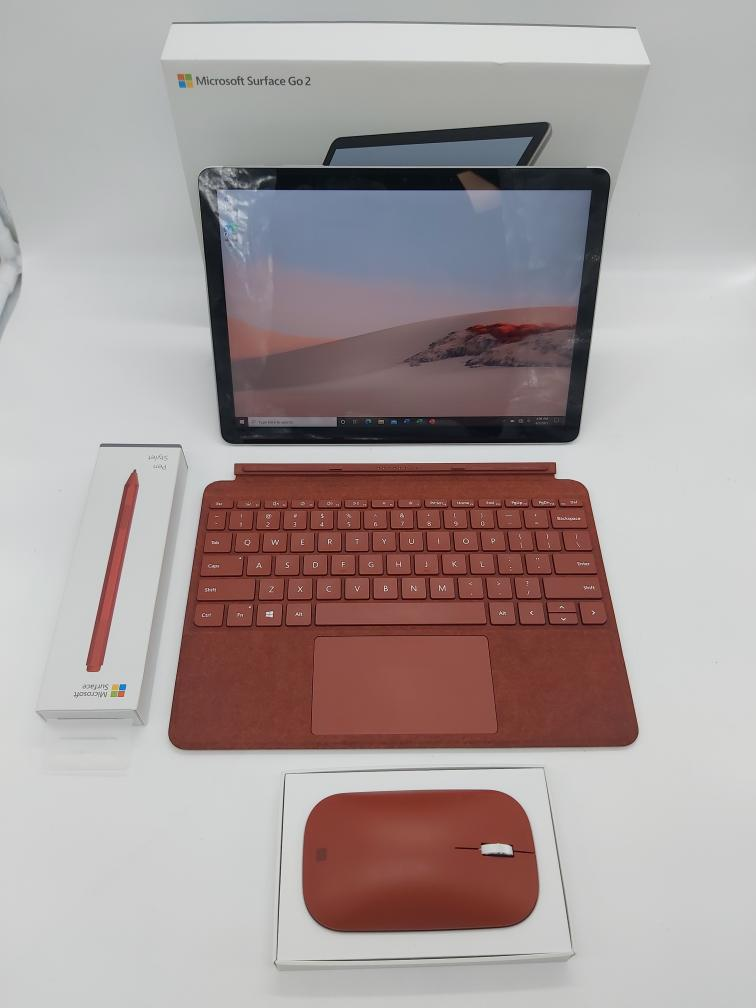 Tues Apr 6 – Microsoft Surface Go 2 Tablet PC – $599