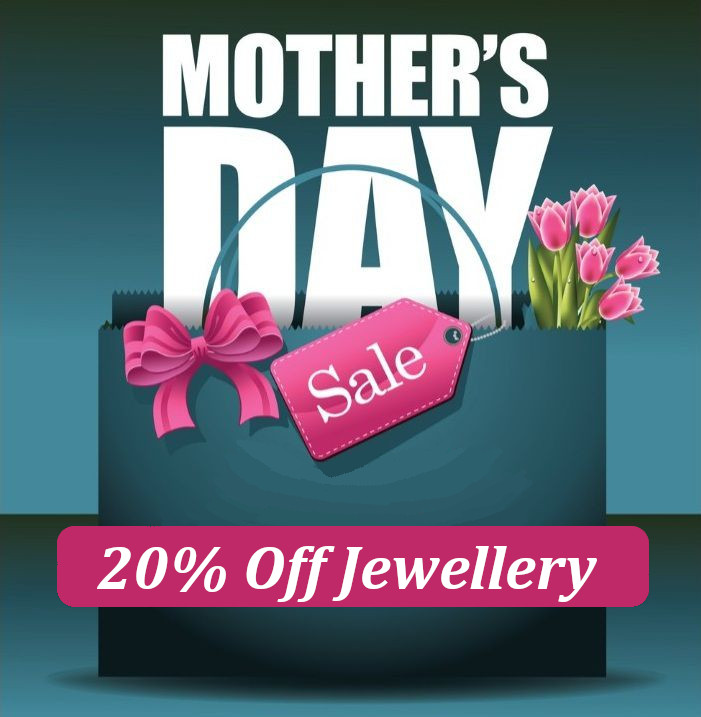 Mother's Day Sale on NOW!