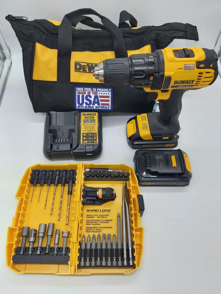 Mon May 10 – Dewalt DCD780 Cordless Drill Kit – $149