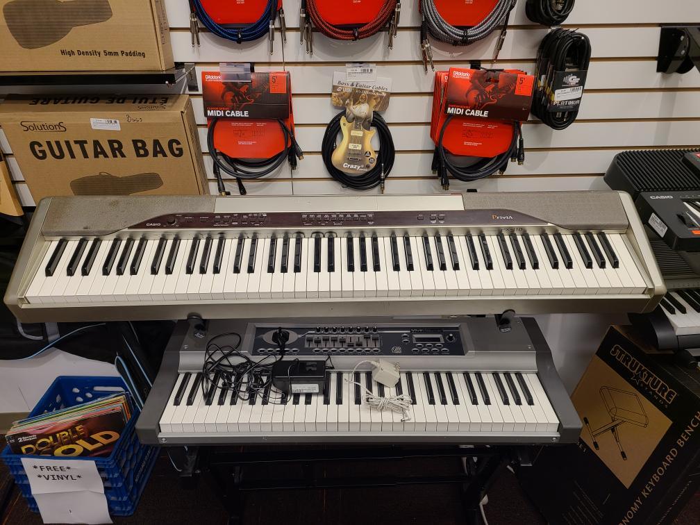 Tues May 11 – Casio Privia Px-110 88 Key Digital Piano – $249