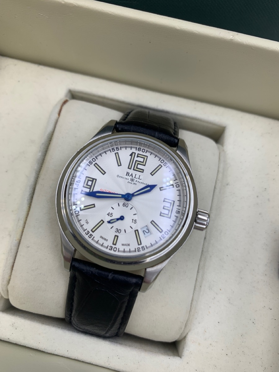 Wed May 22 – Ball Trainmaster Automatic Watch – $1049