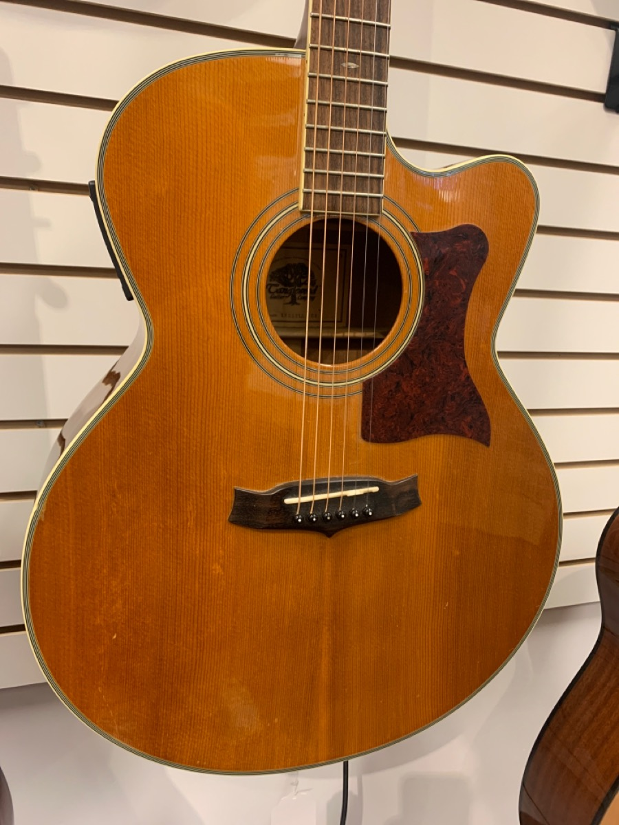 Thurs May 6 – Tanglewood TW55 Jumbo Acoustic/Electric Guitar – $499