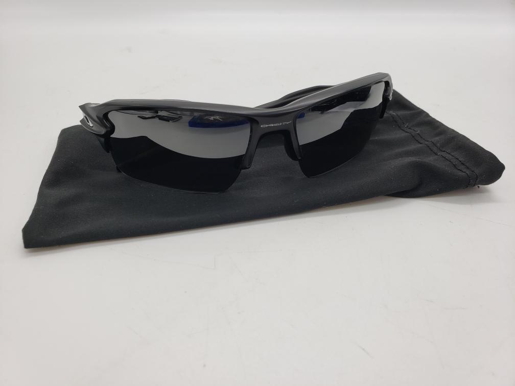 Tues June 1 – Oakley Flax 2.0 Black Sunglasses – $99