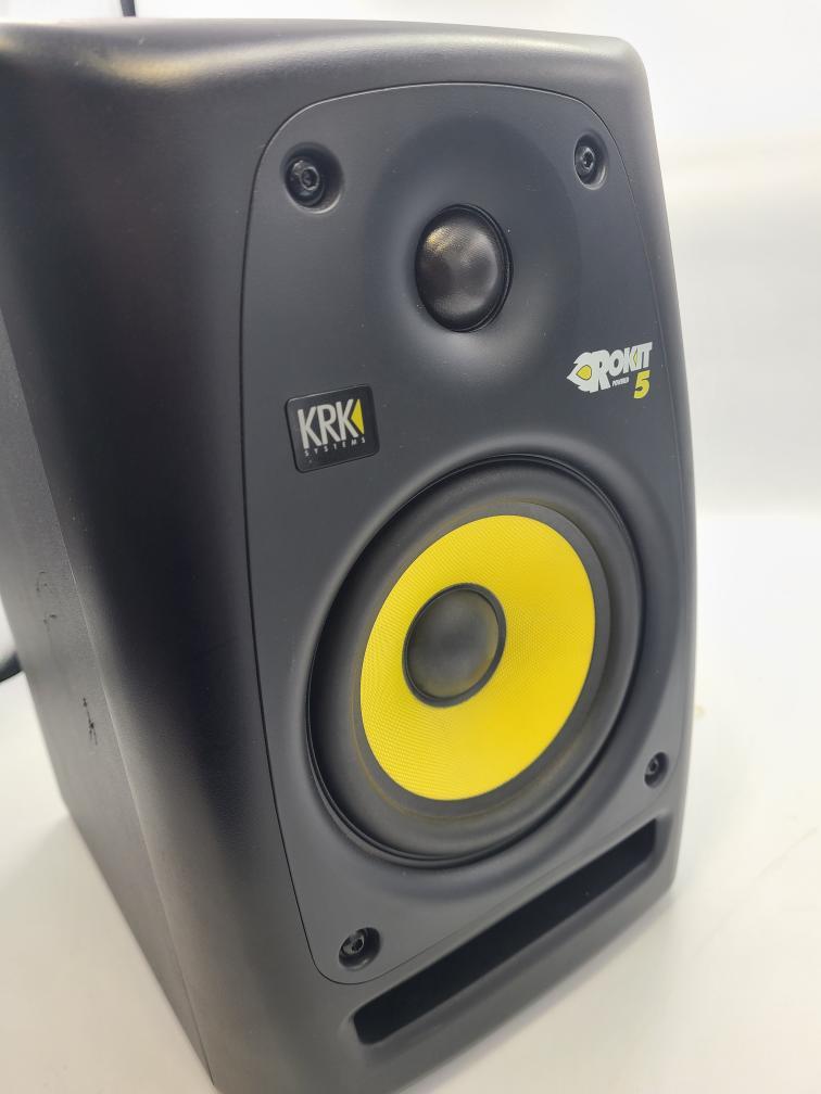 Tues June 15 – KRK Systems Rokit 5 Powered Speakers (pair) – $275
