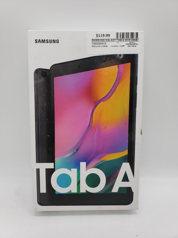 Fri June 25 – Samsung Tab A 2019 model – $119