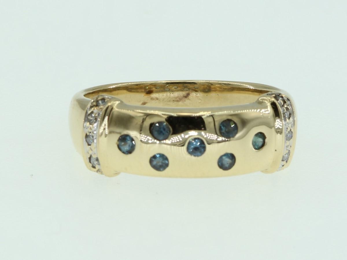 Sat July 17 – 10K Solid Gold Fashion Ring – $299