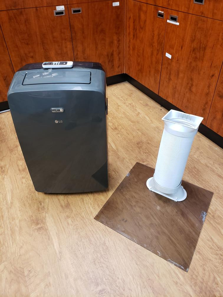 Tues July 20 – LG 12,000 BTU Portable Air Conditioner – $299