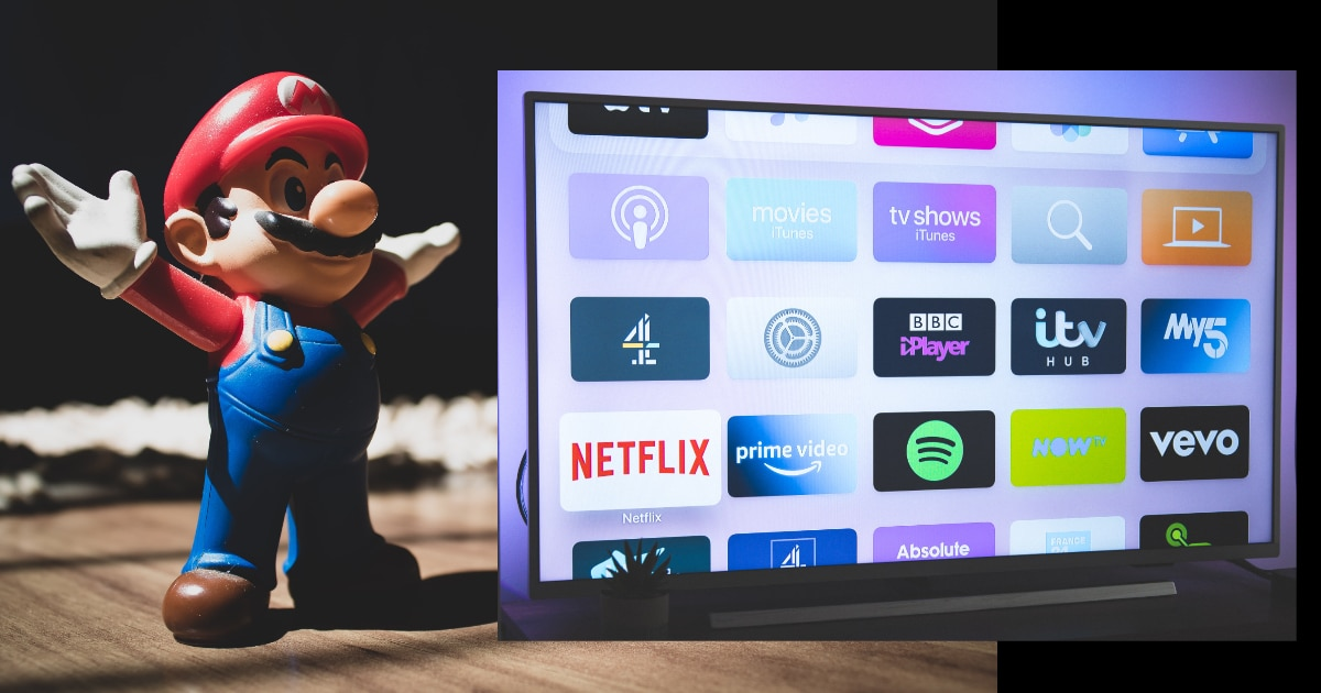Get Top Dollar for Smart TVs and Classic Video Games