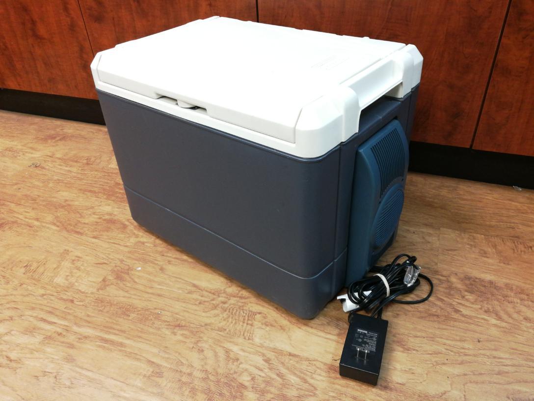 Mon Aug 9 – Coleman Powerchill 40qt Electric Cooler – $59